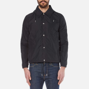 AMI Men's Blouson Jacket - Black