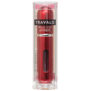 Travalo Classic HD Atomiser Spray Bottle - Red (5ml)