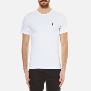 Barbour X Steve McQueen Men's Crown T-Shirt - White