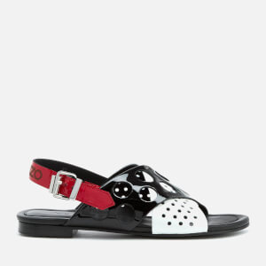 KENZO Women's Kut Out Sandals - Multi
