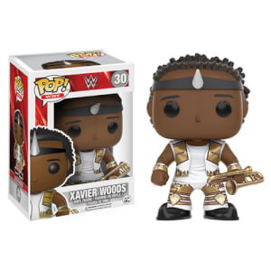 WWE Xavier Woods Funko Pop! Vinyl