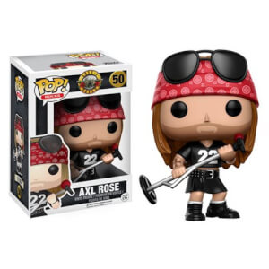Guns N' Roses Axl Rose Funko Pop! Vinyl
