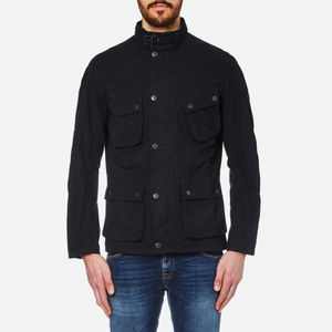 Barbour International Men's Smokey Jacket - Navy