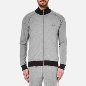 BOSS Hugo Boss Men's Zipped Jacket - Grey
