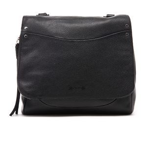Elizabeth and James Women's Trapeze Cross Body Bag - Black
