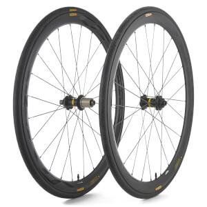 Mavic Cosmic Pro Carbon SL Tubular Disc Wheelset