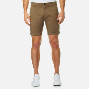 Selected Homme Men's Paris Chino Shorts - Caramel