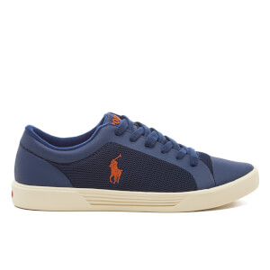 Polo Ralph Lauren Men's Huntley Trainers - Newport Navy