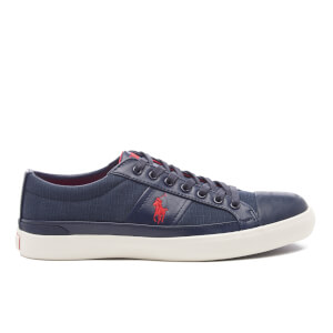 Polo Ralph Lauren Men's Churston-NE Trainers - Navy