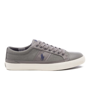 Polo Ralph Lauren Men's Churston-NE Trainers - Grey
