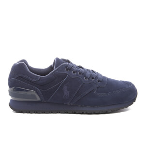 Polo Ralph Lauren Men's Slaton Pony Runner Trainers - Newport Navy