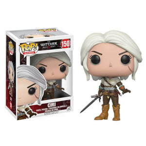Figurine Pop! Witcher Ciri