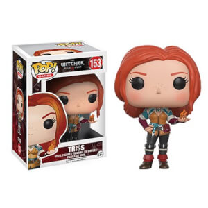 Witcher Triss Pop! Vinyl Figur