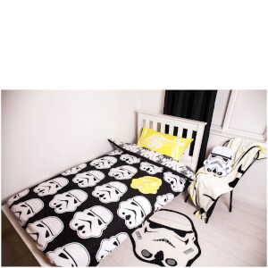Star Wars Classic Stormtrooper Bedroom Bundle - Single