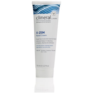 CLINERAL X-ZEM Hand Cream 125ml