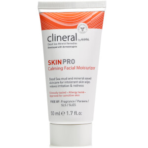 CLINERAL SKINPRO Calming Facial Moisturiser 50ml
