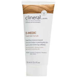 CLINERAL D-MEDIC Foot Gel-Scrub 100ml