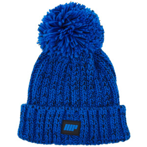 Bobble Hat – Blå