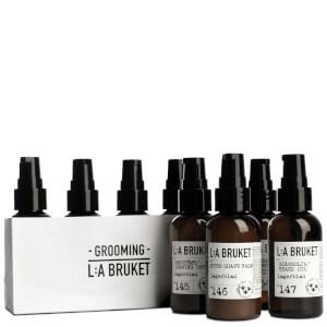 L:A BRUKET No. 166 Grooming Kit