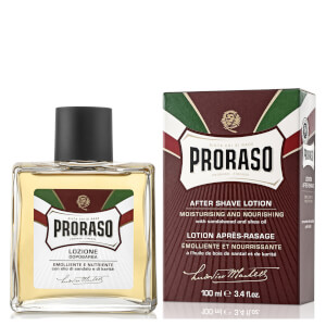 Loción After Shave de Proraso - 100 ml Nutritiva