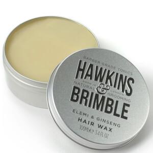 Hawkins & Brimble Hair Wax 100ml: Image 2