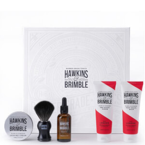 Hawkins & Brimble 5 Piece Limited Edition Gift Set (Worth £58.75)