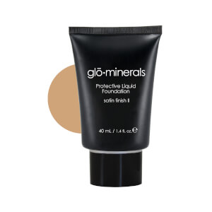 glominerals Satin Cream Base Oil Free Satin II - Natural-Light