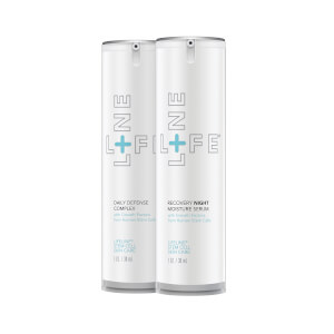 Lifeline Skin Care Day/Night Moisture Serum (2 Pack)