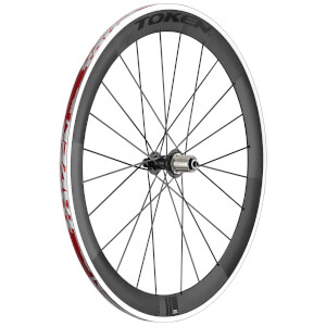 Token C55A Resolute Carbon/Alloy Clincher Wheelset