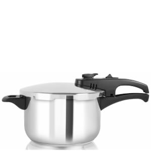 Tower T80245 Stainless Steel Pressure Cooker 3L/20cm