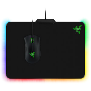 Razer Firefly Cloth Gaming Surface - Speed and Control Edition (2 Year Warranty)