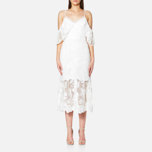 Three Floor Women's Playful Sister Dress - White