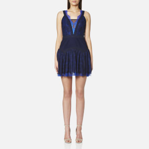Three Floor Women's Wild Waves Dress - Blue