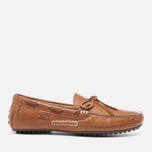 Polo Ralph Lauren Men's Wyndings Leather Loafers - Polo Tan