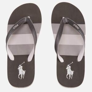 Polo Ralph Lauren Men's Whittlebury II Flip Flops - Black Multi