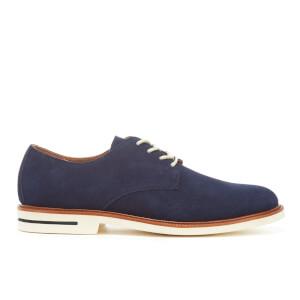 Polo Ralph Lauren Men's Torian Suede Derby Shoes - Newport Navy