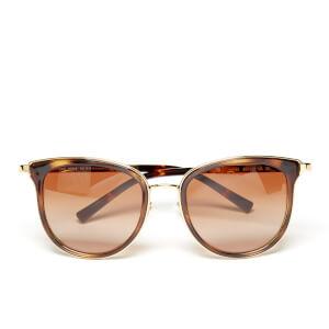 MICHAEL MICHAEL KORS Women's Adrianna I Sunglasses - Dark Tortoise/Gold