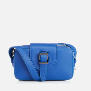 meli melo Women's Micro Box Cross Body Bag - Cobalt Blue