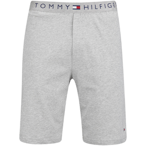 Tommy Hilfiger Men's Icon Cotton Shorts - Grey Heather