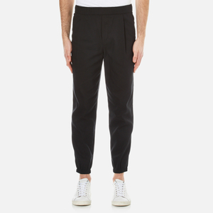 McQ Alexander McQueen Men's Chino Track Pants - Black