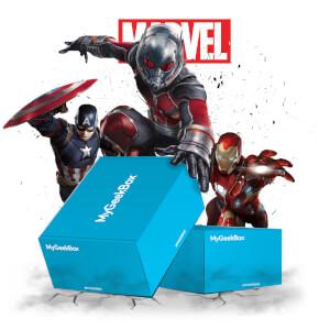 My Geek Box Marvel Mega Crate