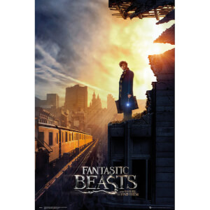 Fantastic Beasts One Sheet 2 Maxi Poster - 61 x 91.5cm