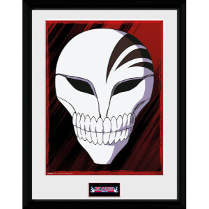 "Bleach Mask Framed Photographic - 16"""" x 12"""