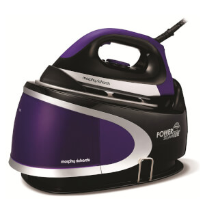 Morphy Richards 330021 Power Steam Elite Generator - Purple