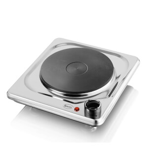 Swan SBR104 Single Boiling Ring - Stainless Steel