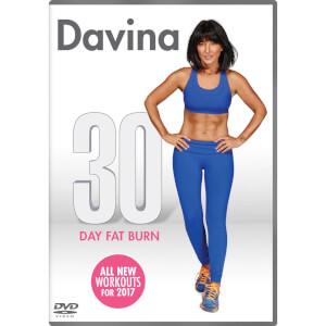 Davina - 30 Day Fat Burn (New for 2017)