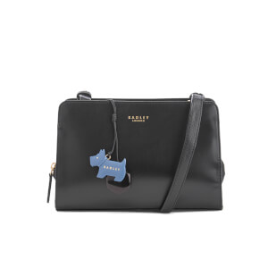 Radley Women's Liverpool Street Medium Ziptop Cross Body Bag - Black