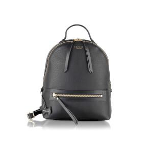 Radley Women's Northcote Road Medium Zip Top Backpack - Black