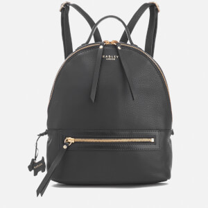 Radley Women's Northcote Road Medium Zip Top Backpack - Black