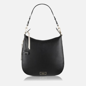 Radley Women's Pudding Lane Large Zip Top Hobo Bag - Black